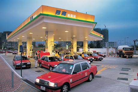專用石油氣加氣站2018年11月份上限價格調整