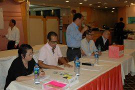 第九屆理事會選舉暨2012年會員週年大會